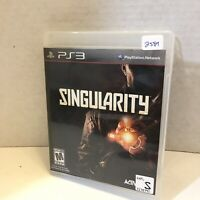 Singularity - Playstation 3 Game