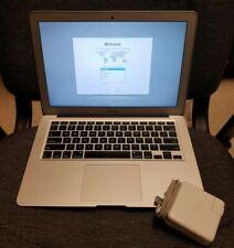 Apple MacBook Air (13-inch, Mid 2012) i5 Model A1466 4GB Silver 1.8GHz CORE i5