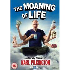 The Moaning Of Life (Karl Pilkington) Region 4 New DVD