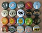 20 DIFF MICHIGAN BREWS MICRO CRAFT CURRENT/OBSOLETE BEER BOTTLE CAPS