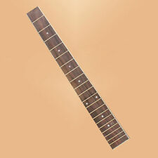 Acoustic Folk Guitar Rosewood Fretboard Fingerboard Peral Inlay W/Chrome Frets