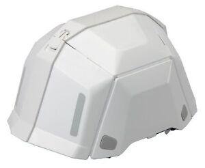 TOYO Safty Folding Helmet BLOOM II NO.101 White Japan