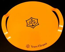 Champagne Veuve Clicquot Ponsardin: Orange Serving Tray, Plateau De Service