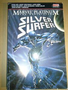 MARVEL PLATINUM - SILVER SURFER Graphic Novel TPB Panini UK OOP
