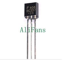 30pcs BC337 BC337-25 NPN TO-92 500MA 45V Transistor TOP