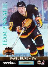 1992-93 Pinnacle Team Pinnacle #4 Kevin Stevens, Pavel Bure
