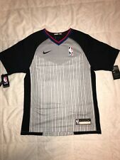 Nike Authentic Nba Official Dri-Fit Nba Referee Jersey Men's Size Medium Rare