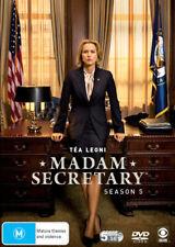 Madam Secretary Season 5 - DVD Region 4