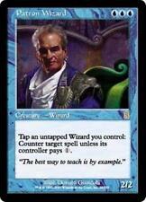 PATRON WIZARD Odyssey MTG Blue Creature — Human Wizard RARE