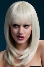 Tanja Wig Blonde Adult Halloween Cristmas Womens Sexy Look Accessorie by Fever