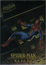 SPIDERMAN ULTRA 94 CLEAR CELL CARD 12 OF 12