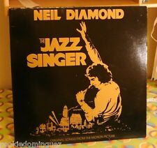 Neil Diamond The Jazz Singer Original Songs LP 1980 Vinyl Record Album VG+~Sale!
