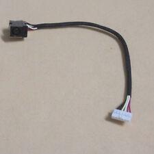 DC POWER JACK Connector Harness Cable For HP Pavilion DV6 DV5 DV7-2000 CQ61 CQ71