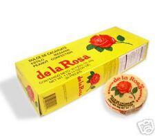 Mazapan De La Rosa Peanut's Confection 30pcs box 1-lb 13-oz  MEXICAN CANDY
