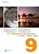 NEW Nelson Maths for Western Australia 9 Sealed CD ROM FREE SHIPPING!