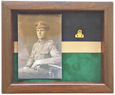Medium KOYLI  Medal Display Case With Photograph For 1 Medal