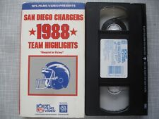 San Diego Chargers 1988 Team Highlights (VHS)