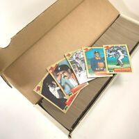 1987 Topps Baseball Complete Set of 792 Cards