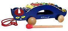 NIB Pete the Cat, Wood Xylophone