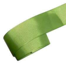 "3 yards Lime green 1.5"" grosgrain ribbon by the yard DIY hair bows"