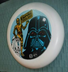 STAR WARS - Empire Strikes Back frisbee from Burger King campaign 1981