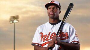 Cedric Mullins Baltimore Orioles Game Used Max Bat