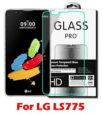 9H Tempered Glass Film Screen Protector For LG Stylo 2 LS775 High Quality