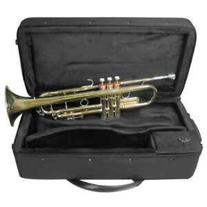 Mirage TT103 Deluxe Student Bb Trumpet with Case, B Flat