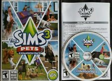 The Sims 3: Pets Expansion Pack (PC, 2011) Complete 100% Guaranteed
