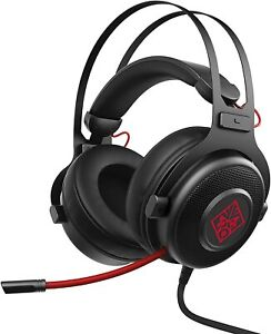 HP OMEN 800 Headset Black And Red - 53 millimeter driver w/ large diameter - Pro