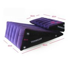 Toughage Ramp Positioning Inflation Pillow Wedge Handcuffs Cushion