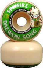 Skateboard Rollen Wheel SPITFIRE CLASSIC SONG BURNER F4 52mm 4er Rollenset
