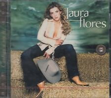 Laura Flores Contigo o sin ti CD New Nuevo sealed