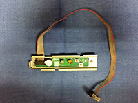 Dell PowerEdge 2600 LED Control Panel Power Switch & Cable 5868T CN-0K0227