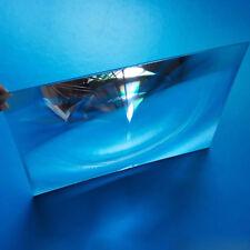 1PC 400X300mm Optical PMMA Plastic Projector Solar Fresnel Lens Plane Magnifier