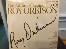 Roy Orbison - All Time Greatest Hits, Promotional Vinyl Double Album