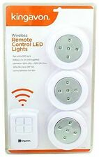 Kingavon Wireless Remote Control LED Lights 1st Class Same Day DISPATCH