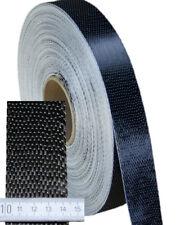 1m 285g Unidirektional Carbongewebeband 45mm breit CFK Carbongewebe