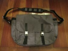 Tucker & Bloom East to West Messenger Bag Handmade Look
