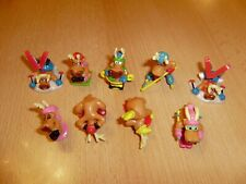 Überraschungseierfiguren - 9 Rentiere