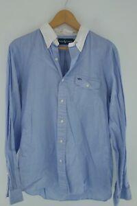 Men's Polo Ralph Lauren Dress Shirt Sz Medium