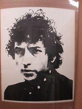 Bob Dylan  Singer 1970's Vintage  Poster Inv#G2073