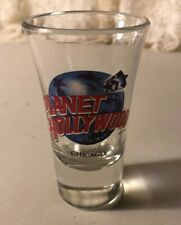 """Planet Hollywood """"Chicago"""" Shot Glass"""