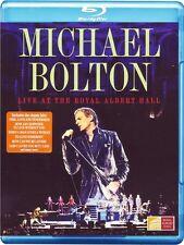 MICHAEL BOLTON - LIVE AT THE ROYAL ALBERT HALL EAGLE VISION   BLU-RAY NEW+