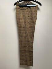 Mens Vintage tweed trousers size 40 short