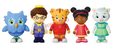 5pcs Daniel Tiger's Neighborhood Friends Figures Kids Gift