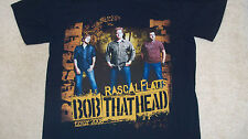 "RASCAL FLATTS ""Photo"" Concert T-Shirt Small 2008 Men's Womens Country Tour"