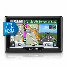 Garmin Nuvi57LMT 5 Inch GPS with Lifetime Maps and Traffic Updates