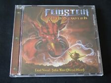 Feinstein featuring John West - Third Wish (CD 2004) David Rock from The Rods