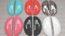 CITROEN C1 Peugeot 107 Toyota Aygo CHROME Handle COVERS All Colours CAR Parts!
